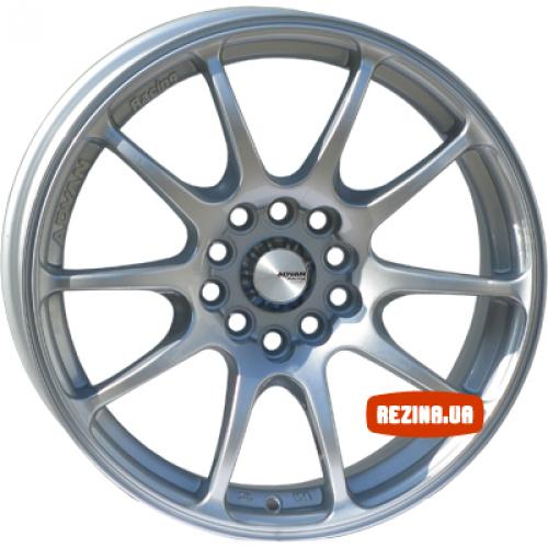 Купить диски Advan 832 R16 4x114.3 j7.0 ET40 DIA67.1 silver