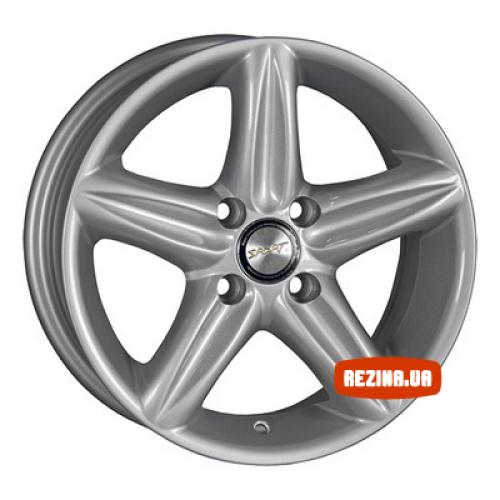 Купить диски Aftermarket A198 R14 4x100 j6.0 ET38 DIA67.1 silver