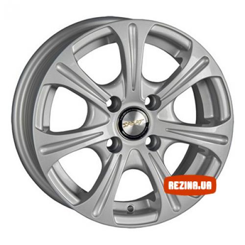 Купить диски Aftermarket A801 R13 4x100 j5.5 ET35 DIA56.6 silver