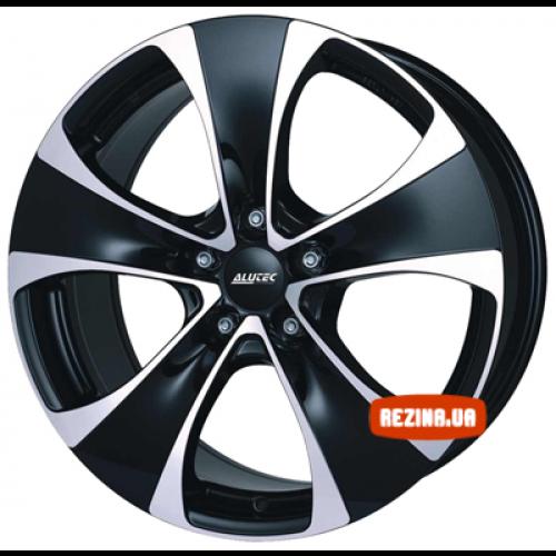 Купить диски Alutec Dynamite R16 5x100 j7.5 ET38 DIA63.3 Black
