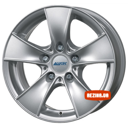 Купить диски Alutec E R16 5x120 j7.0 ET20 DIA76.1 polar silver