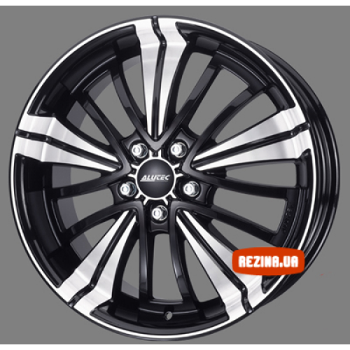 Купить диски Alutec Ecstasy R20 5x112 j9.5 ET45 DIA66.6 diamond black front polished