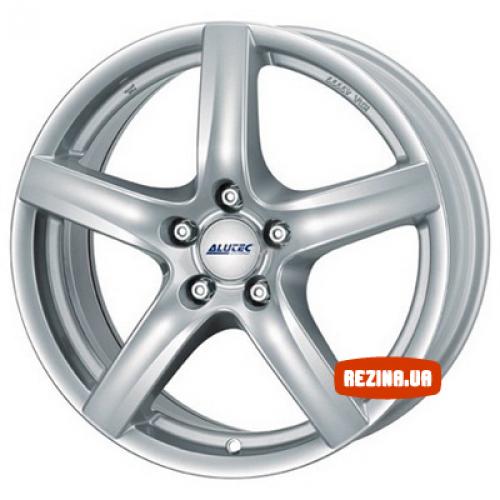 Купить диски Alutec Grip R16 5x105 j6.5 ET39 DIA56.6 polar silver