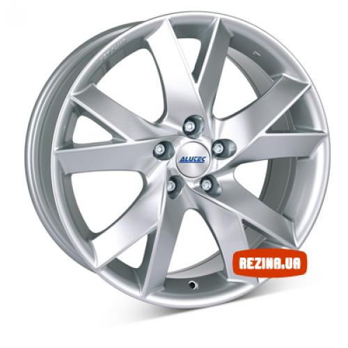 Купить диски Alutec Lazor R15 5x100 j6.5 ET38 DIA63.3 silver