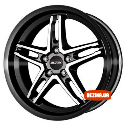 Купить диски Alutec Poison Cup R18 5x114.3 j8.0 ET40 DIA70.1 diamond black front polished