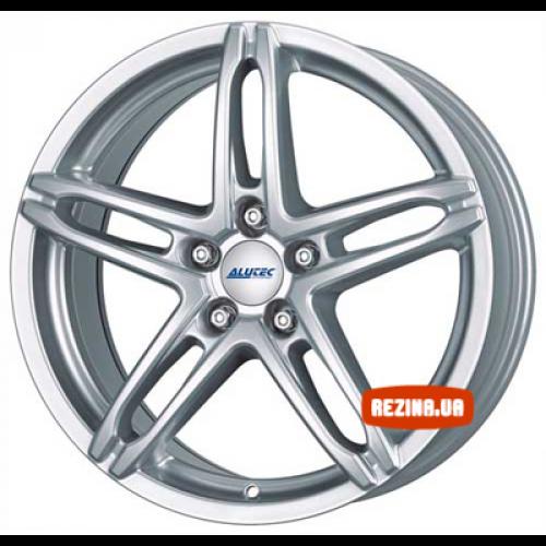 Купить диски Alutec Poison R16 5x114.3 j7.0 ET48 DIA70.1 polar silver