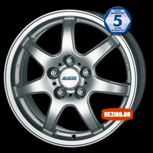 Купить диски Alutec Spyke R14 4x108 j6.0 ET15 DIA65.1 silver