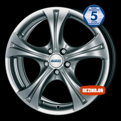 Купить диски Alutec Storm R16 5x100 j7.0 ET38 DIA63.3 silver