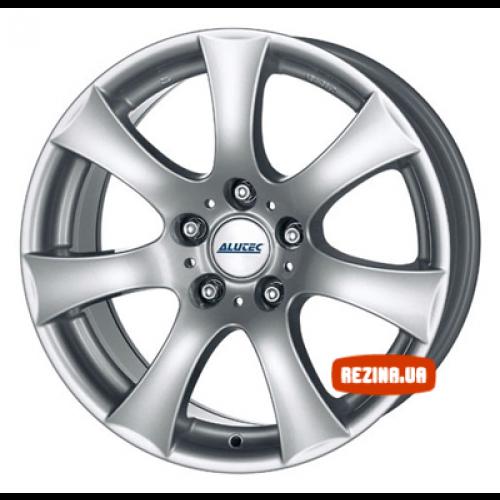 Купить диски Alutec V R16 5x120 j7.0 ET20 DIA76.1 polar silver