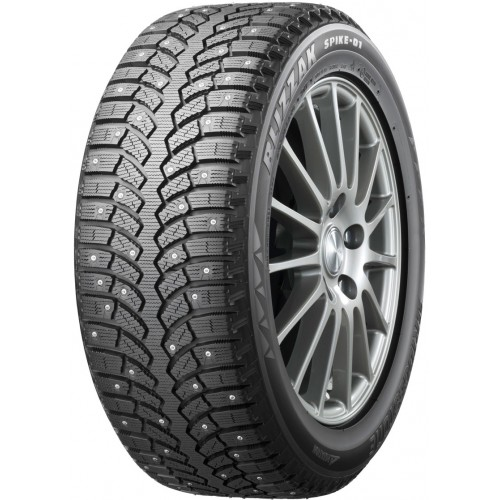 Купить шины Bridgestone Blizzak Spike-01 255/55 R18 109T  Шип
