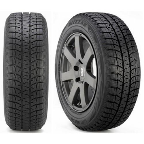 Купить шины Bridgestone Blizzak WS80 195/60 R16 89H