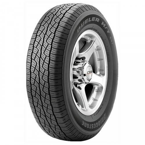Купить шины Bridgestone Dueler H/T 687 215/70 R16 99H