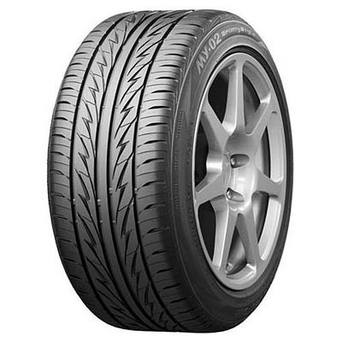 Купить шины Bridgestone Sporty Style MY-02 215/45 R17 91V