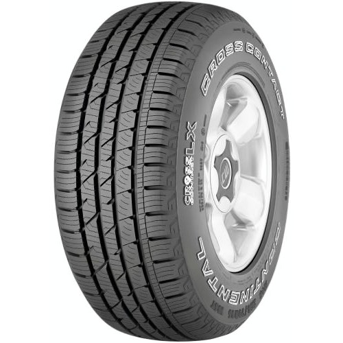 Купить шины Continental ContiCrossContact LX 255/65 R17 110T