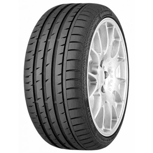 Купить шины Continental ContiSportContact 3 235/50 R17 96Y