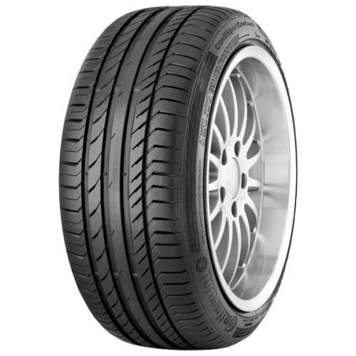 Купить шины Continental ContiSportContact 5 295/40 R22 112Y XL