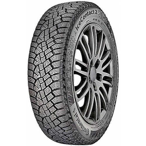 Купить шины Continental IceContact 2 255/55 R18 109T XL Шип