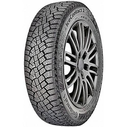 Купить шины Continental IceContact 2 215/70 R16 100T  Шип
