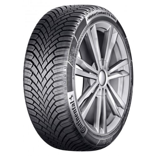 Купить шины Continental WinterContact TS 860 205/55 R16 91T