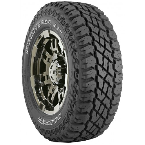 Купить шины Cooper Discoverer S/T MAXX 255/85 R16 123Q