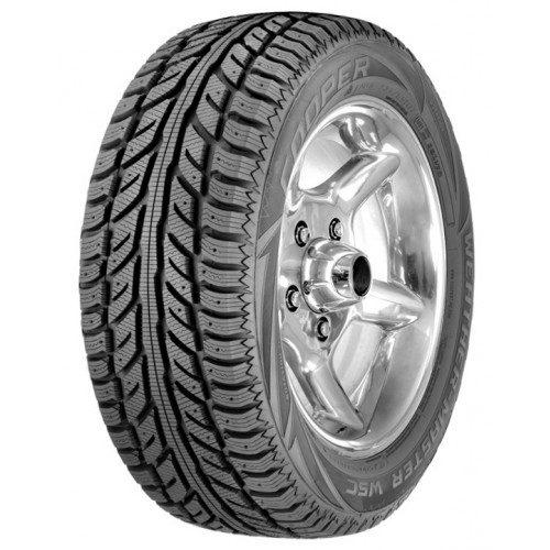 Купить шины Cooper Weather-Master WSC 235/65 R18 106T  Под шип