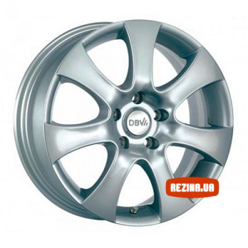 Купить диски DBV Lappland R15 5x114.3 j6.0 ET40 DIA74.1 серебро