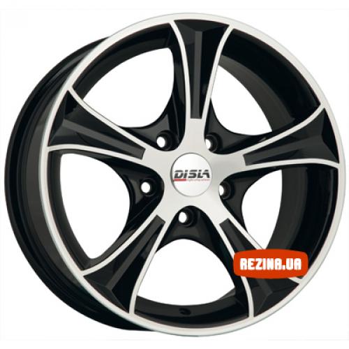 Купить диски Disla 306 R13 4x100 j5.5 ET30 DIA67.1 BD
