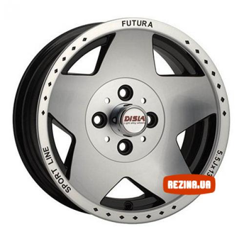 Купить диски Disla 312 R13 4x98 j5.5 ET5 DIA58.6 BD