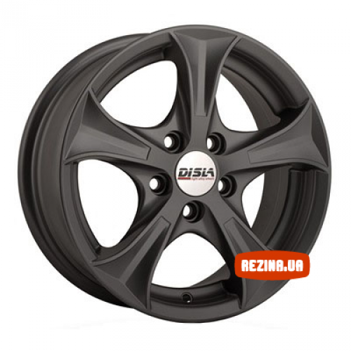 Купить диски Disla 406 R14 5x100 j6.0 ET37 DIA57.1 GM