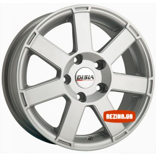Купить диски RS Wheels 501 R13 4x114.3 j4.5 ET44 DIA69.1 silver