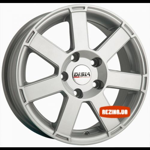 Купить диски Disla 501 R15 5x110 j6.5 ET35 DIA65.1 silver