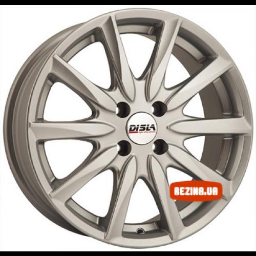 Купить диски Disla 502 R15 5x112 j6.5 ET35 DIA57.1 silver
