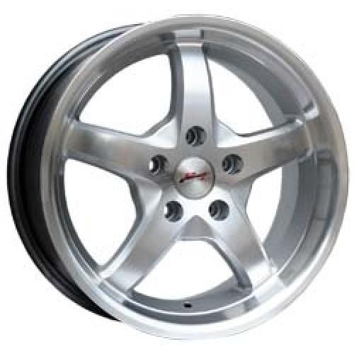 Купить диски Disla 503 R15 4x108 j6.5 ET35 DIA67.1 silver