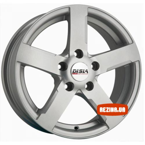 Купить диски Disla 507 R15 5x114.3 j6.5 ET40 DIA67.1 silver