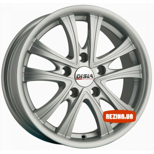 Купить диски Disla 508 R15 5x112 j6.5 ET35 DIA67.1 silver