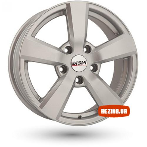 Купить диски Disla 603 R16 4x100 j7.0 ET38 DIA67.1 silver