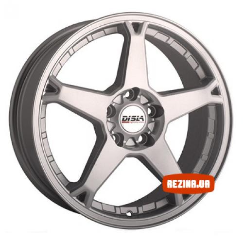 Купить диски Disla 609 R16 5x108 j7.0 ET38 DIA67.1 silver