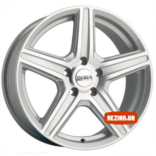 Купить диски Disla 704 R17 5x120 j7.5 ET35 DIA72.6 silver