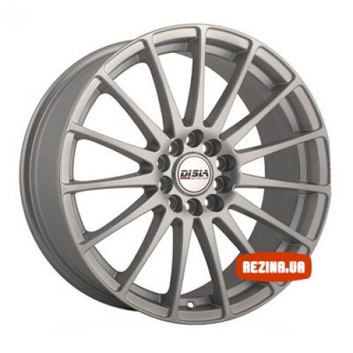 Купить диски Disla 820 R18 5x112 j8.0 ET42 DIA72.6 silver