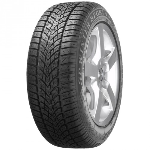 Купить шины Dunlop SP Winter Sport 4D 235/45 R17 97V XL