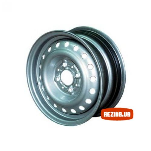 Купить диски Евродиск 52A35D R13 4x100 j5.5 ET35 DIA57.1 silver