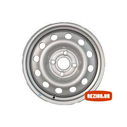 Купить диски Евродиск 52A36C R13 4x100 j5.5 ET36 DIA60.1 silver