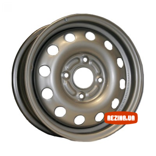 Купить диски Евродиск 52A45D R13 4x100 j5.5 ET45 DIA57.1 silver