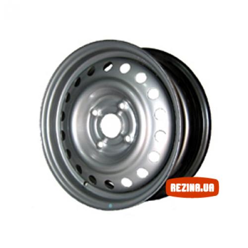 Купить диски Евродиск 53C45D R14 4x108 j5.5 ET45 DIA57.1 silver