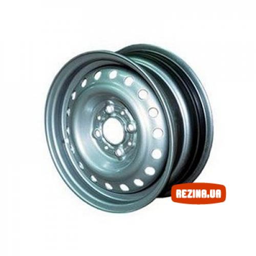 Купить диски Евродиск 53E45H R14 4x114.3 j5.5 ET45 DIA67.1 silver