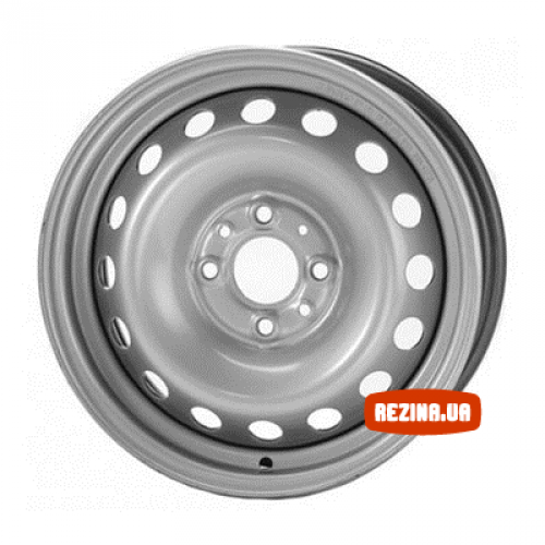 Купить диски Евродиск 64C18F R15 4x108 j6.0 ET18 DIA65.1 silver