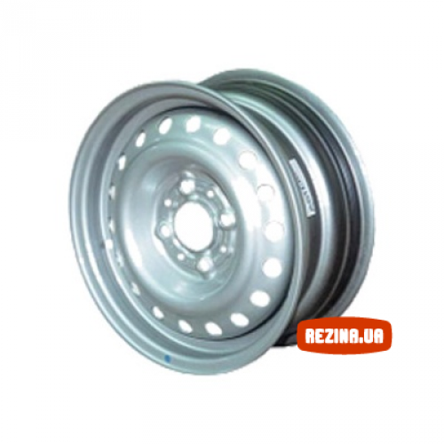 Купить диски Евродиск 64C37D R15 4x108 j6.0 ET37 DIA57.1 silver