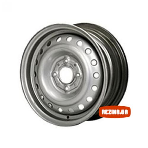 Купить диски Евродиск 64E45M R15 4x114.3 j6.0 ET45 DIA66.6 silver