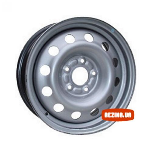 Купить диски Евродиск 64L35F R15 5x110 j6.0 ET35 DIA65.1 silver