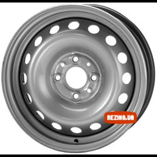 Купить диски KFZ 2040 Lada R13 4x98 j5.0 ET40 DIA58.6 silver